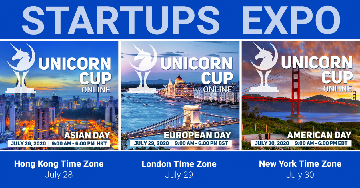 Startups Expo | 3 days as a Part of Unicorn CUP Finals