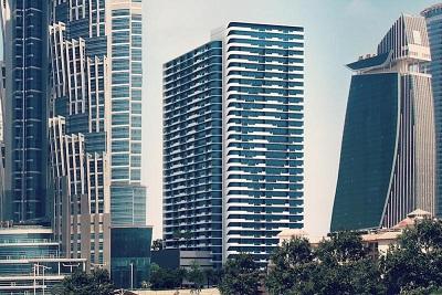 Фото - Строительство отеля Дубаи