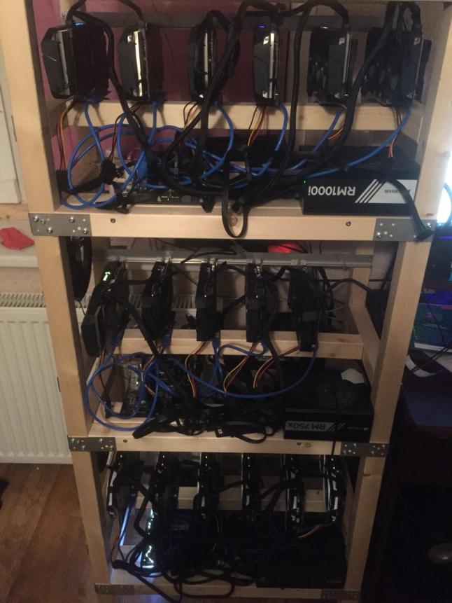 Photo - crypto mining