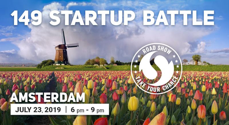 149 Startup Battle in Amsterdam