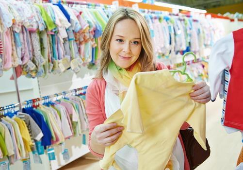 Фото - Магазин одежды,аксессуаров для новорожденных