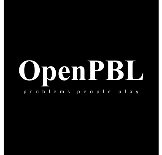 Photo - OpenPBL | Problems People Play