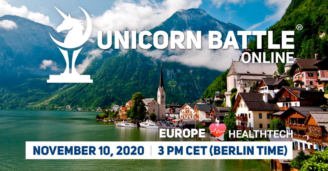 Healthtech Unicorn Battle in EUROPE