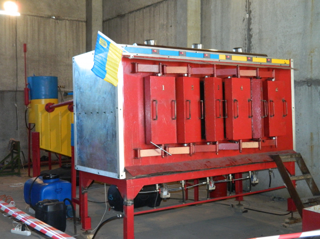 Фото - tyre recycling machine