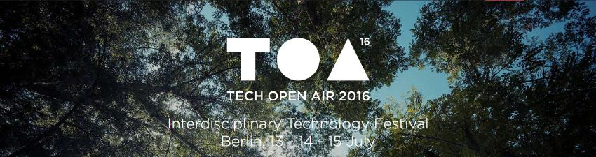Tech Open Air