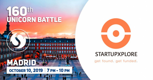 Startupxplore is a Partner of the 160th Unicorn Battle