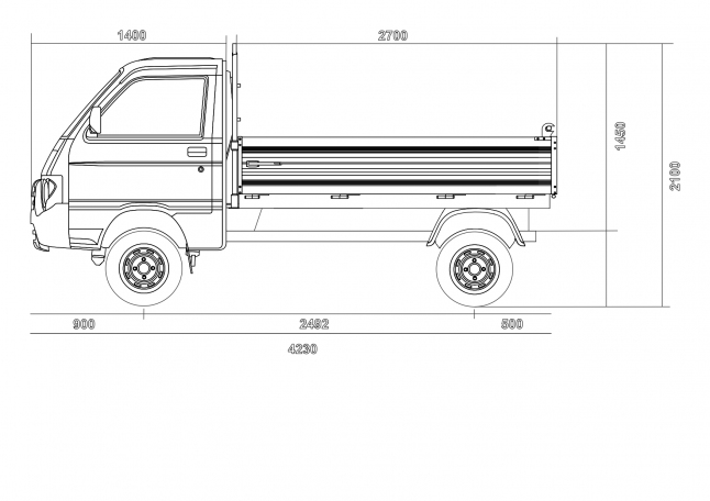 Фото - Производство малотоннажных грузовых автомобилей