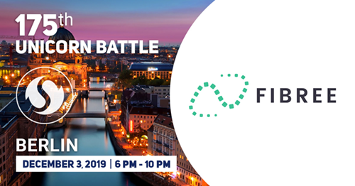 FIBREE became a Partner of the 175th Unicorn Battle in Berlin
