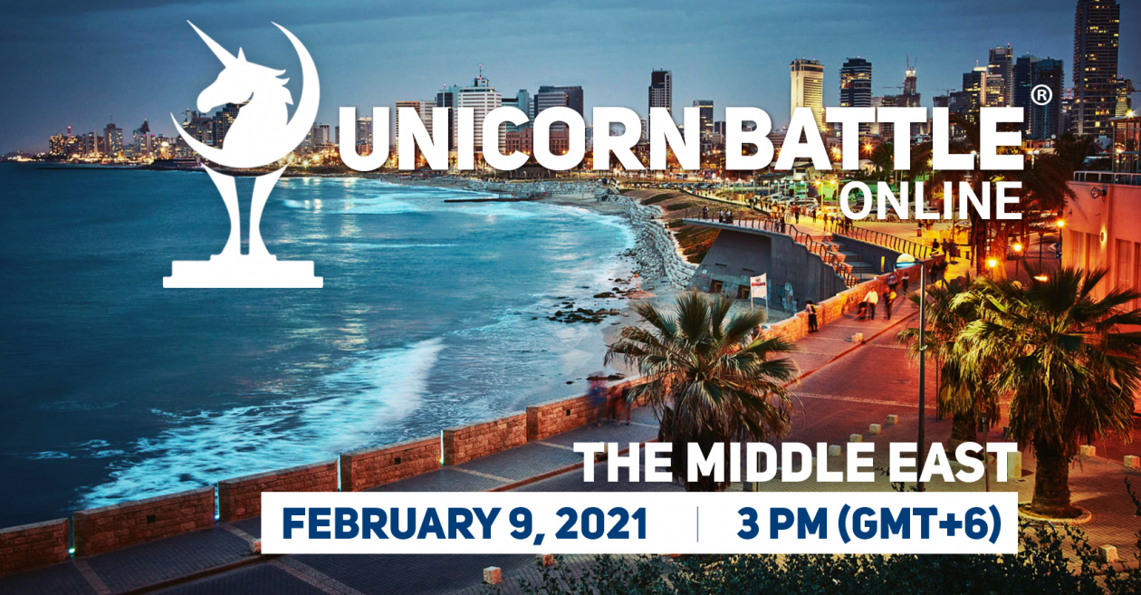 248 Unicorn Battle in The Middle East