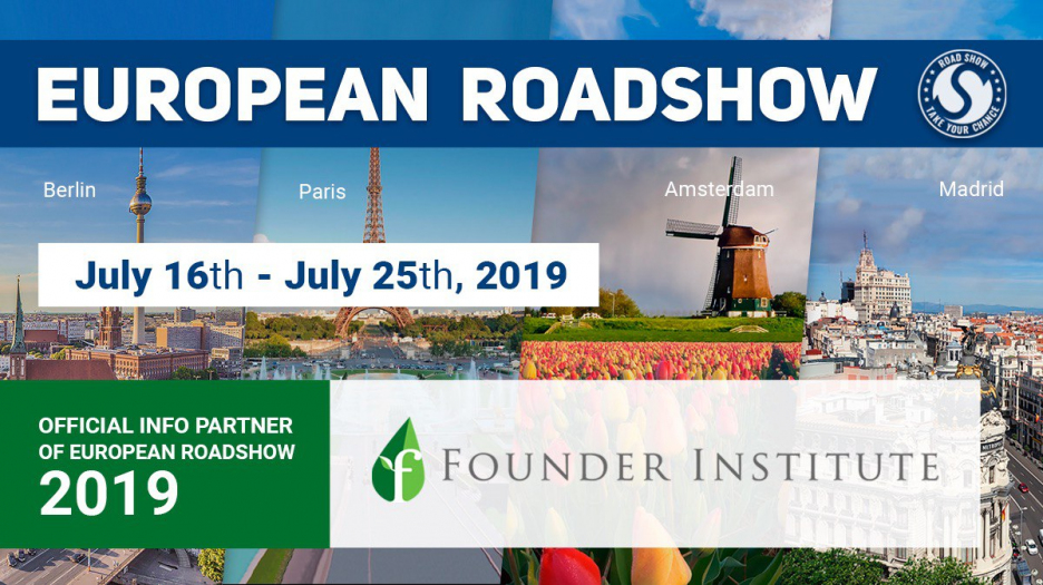 The hottest event of this Summer: European Roadshow