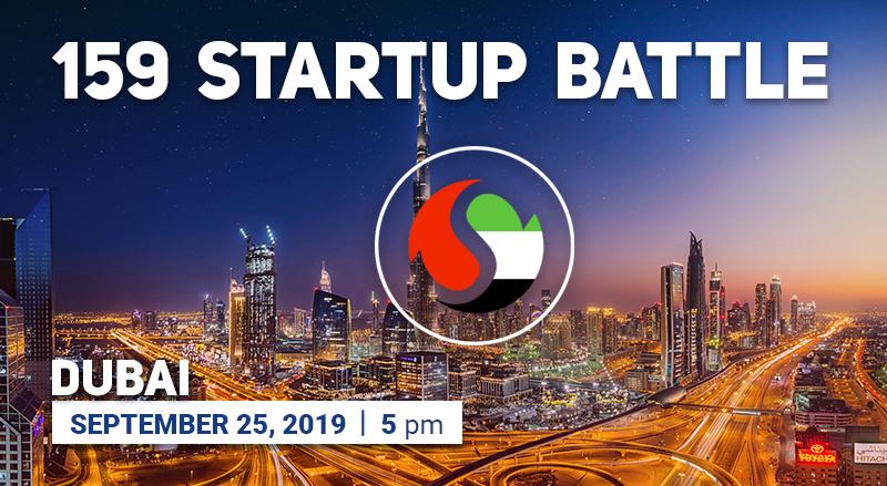 159 Startup Battle in Dubai
