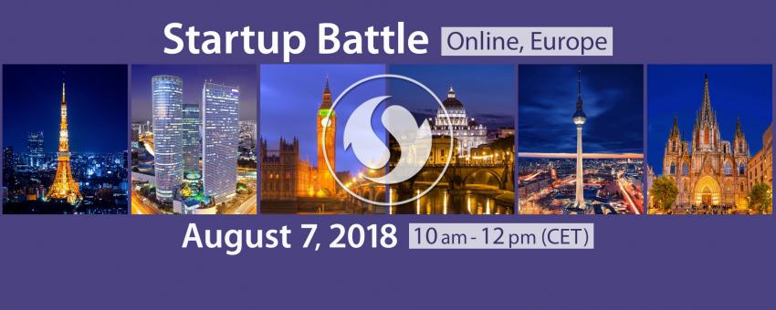 Online Startup Battle, Europe