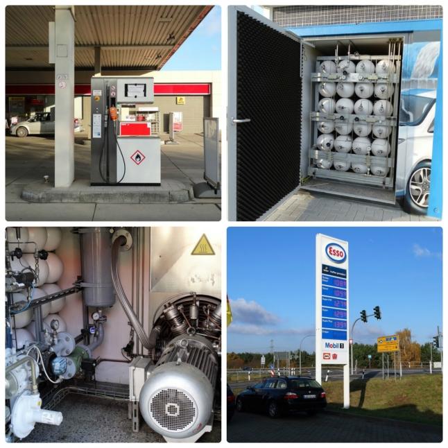 Фото - Продажа 9 автомобильных газонаполнительных компрессорных станций (АГНКС) б/у под ключ