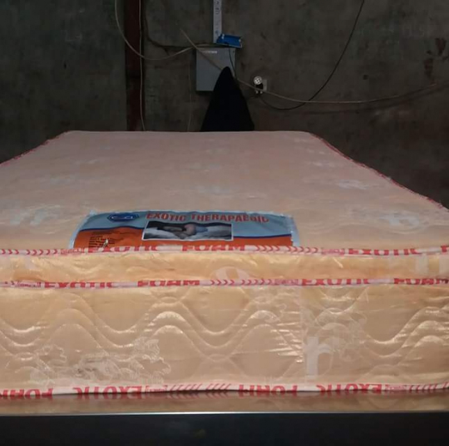 Photo - Polyurethane foam manufacture