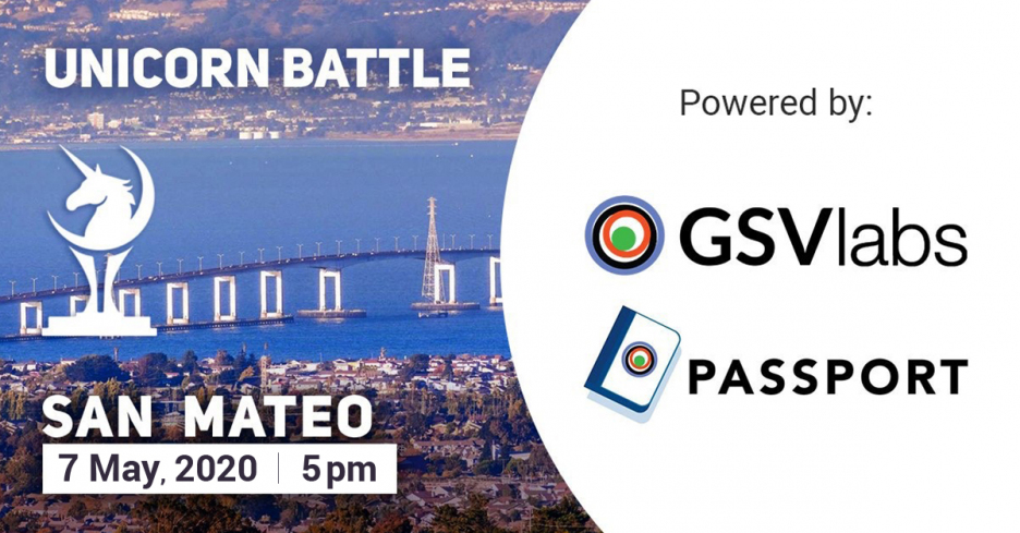 GSVlabs and GSV Passport became a co-organizer of the Unicorn Battle