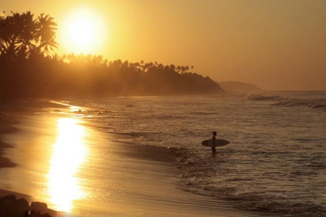 Фото - Серф-отель на Шри-Ланке