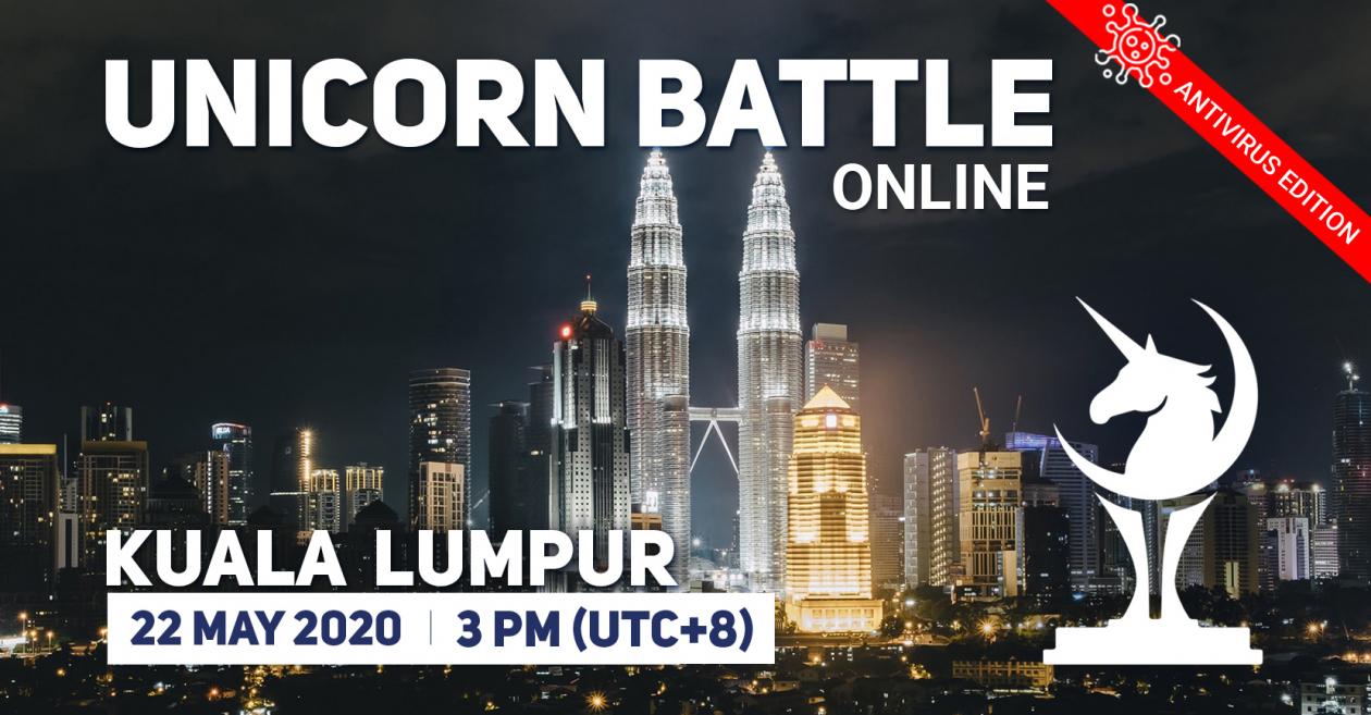 Unicorn Battle in Kuala Lumpur