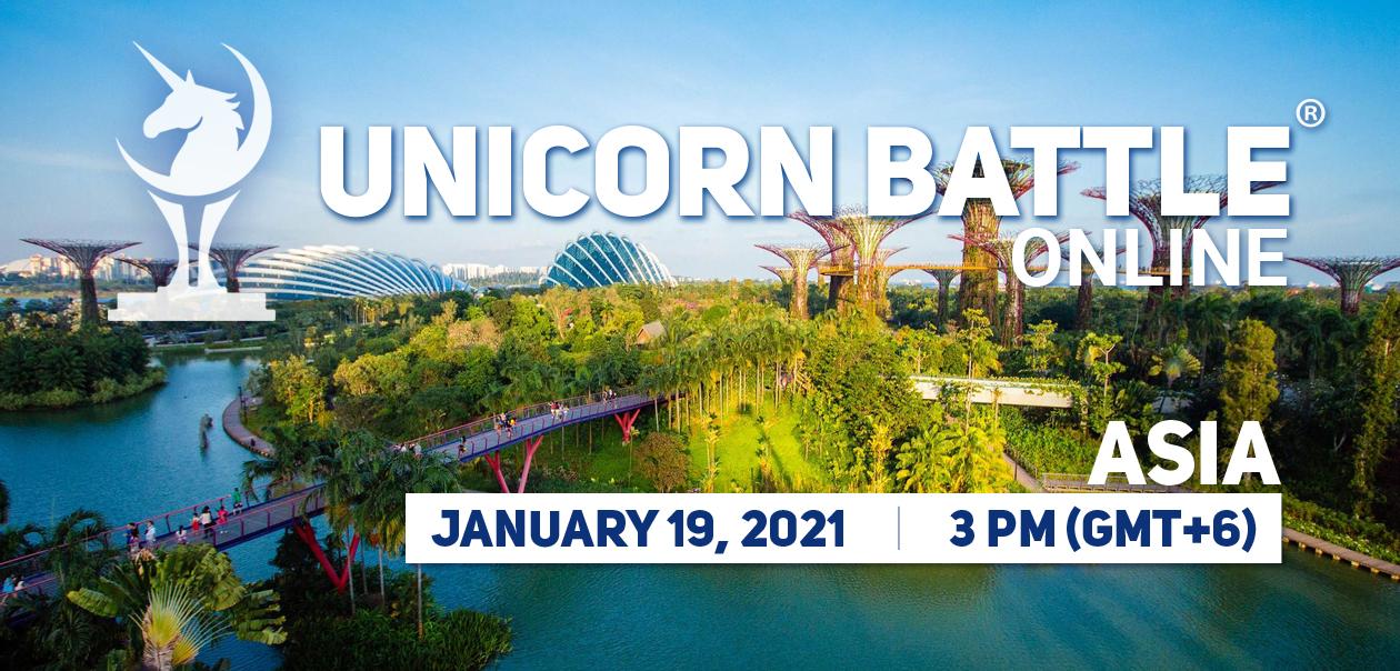 242 Unicorn Battle Asia