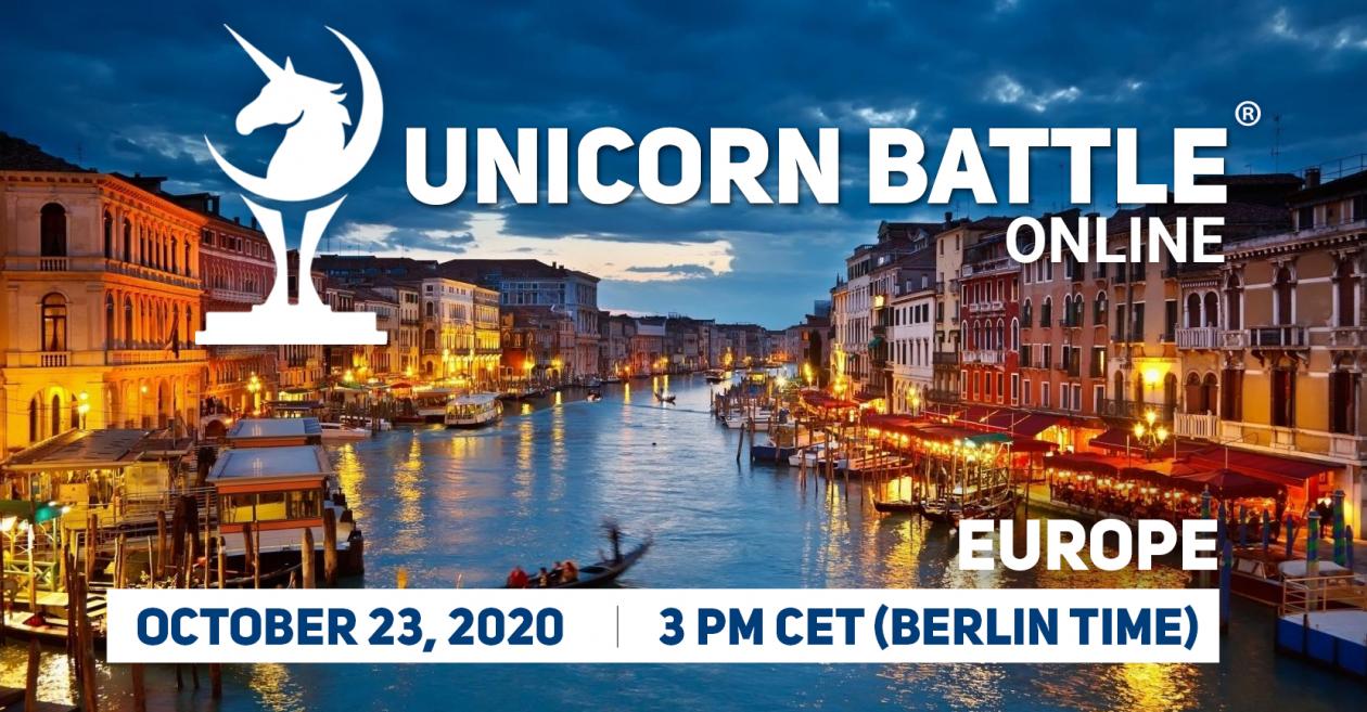 Unicorn Battle in EUROPE