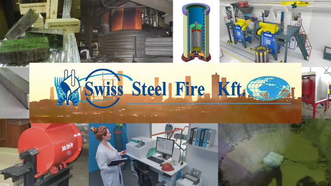 Фото - SwissSteel Fire kft. Металургійне виробництво