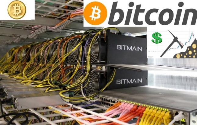 Фото - Добыча криптовалюты Биткоин