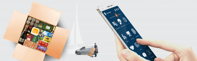 Automated yacht provisioning system (Adaptive website)