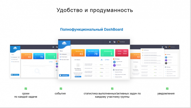 Фото - (Project management,CRM, calendar, for team works)