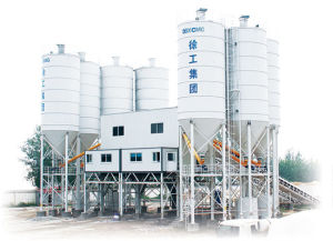 Photo - Concrete Batching plant