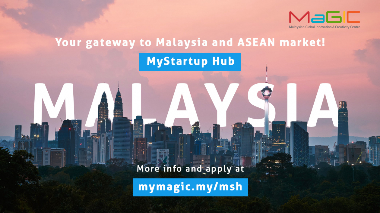MaGIC's MyStartup Hub Programme 2021 (MSH)