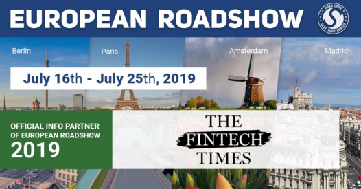 The Fintech Times - Partner of European Roadshow