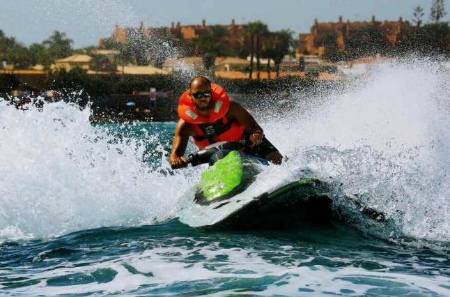 Фото - Бизнес - водные мотоциклы, экскурсии (о.Тенерифе)