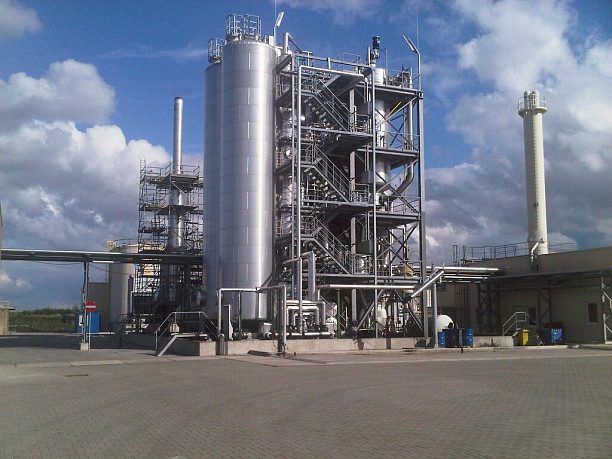 Photo 1 - petrochemicals recycling