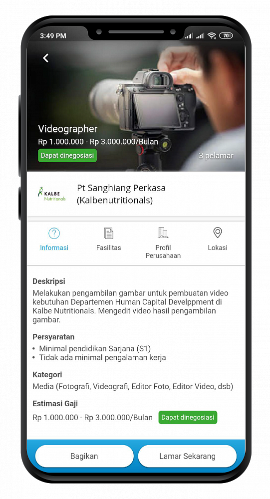 Photo 1 - Search new employee with AI for SME's