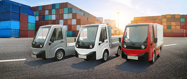 Photo 1 - Electric Vehicles for last-mile and delivery