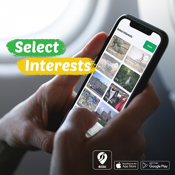 Photo 1 - Travel routes, places, hints and events in one mobile app
